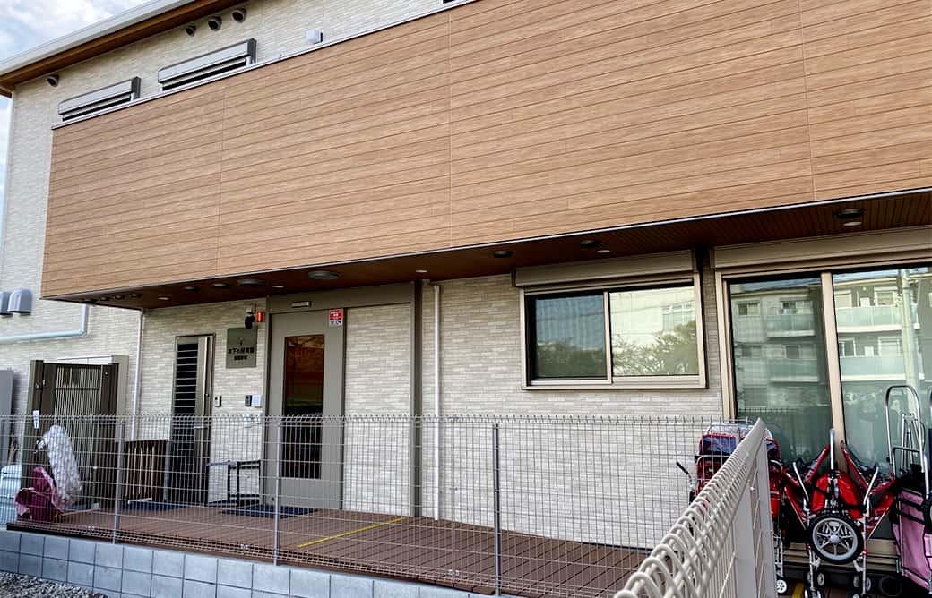 武蔵新城 外観写真